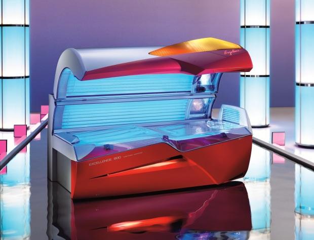 ERGOLINE EXCELLENCE 800 TURBO POWER CLIMATRONIC FIERY RED SETILICH GE…FFNET